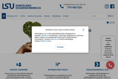LSU Likwidacja Szkód Ubezpieczeniowych Kancelaria Odszkodowawcza - Ubezpieczenia Opole