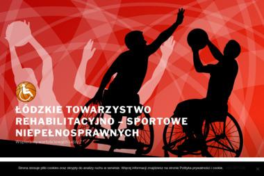 Łódzkie Towarzystwo Rehabilitacyjno Sportowe Niepełnosprawnych - Szkoła Jazdy Łódź