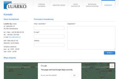 Luarko Sp. z o.o. - Ubezpieczenia Medyczne Sierakowice