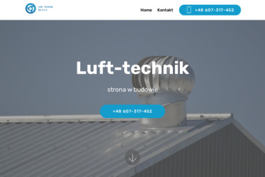 Luft-Technik. Lufttech, luft-tech - Klimatyzacja Elbląg