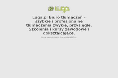 Luga.pl Tłumaczenia zwykłe i przysięgłe, kursy językowe - Tłumacze Częstochowa