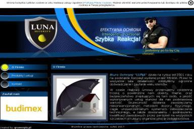 Luna & Sokół Security Sp. z o.o. - Biuro Ochrony Sosnowiec