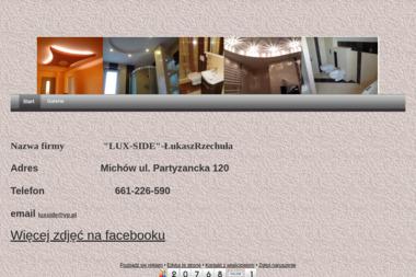 Lux Side Łukasz Rzechuła - Montaż wykładzin Michów