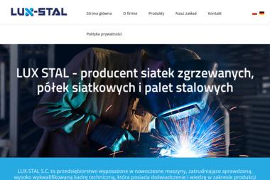 Lux-Stal S.C. A.Słowiński, P.Słowiński, K.Ropiński. Akcesoria ogrodzeniowe, bramy - Schody drewniane Czempiń