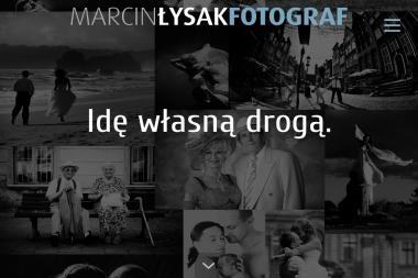 Marcin Łysak - Fotografowanie Oświęcim