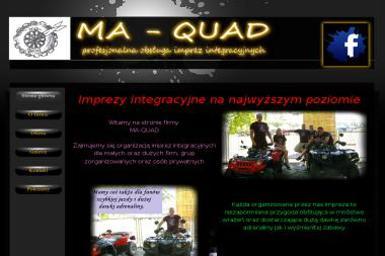 ma-quad. DJ, imprezy firmowe - Zespół muzyczny Łódź