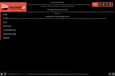Maciekk Studio - Kamerzysta Zielonka