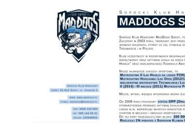 Sopocki Klub Hokejowy - Joga Sopot