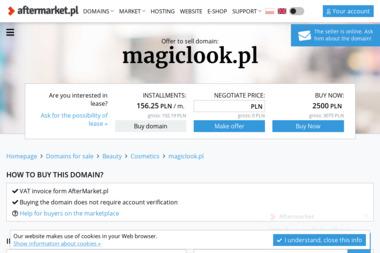 Magic Look Natalia Krupowczyk - Salon kosmetyczny Kraków