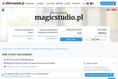 MagicStudio Fotografia i Videofilmowanie - Wideofilmowanie Mysłakowice