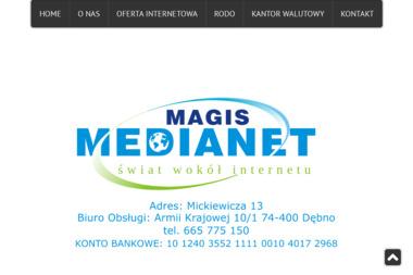 Magis-Plastika - Kosz Delikatesowy Dębno