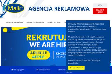 Maik Agencja Reklamowa - Fototapety na Wymiar Lublin