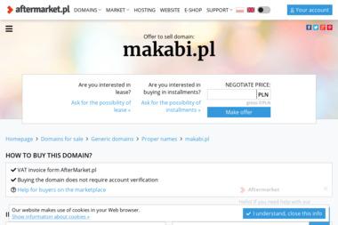 Agencja Obrotu Nieruchomościami Makabi - Sprzedaż Domów Nowy Sącz