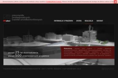 Maker. Ryszard Krynicki - Marketing Wrocław