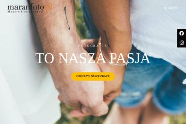 Marcin Siekierzyński Maranfoto - Fotograf Węgrów