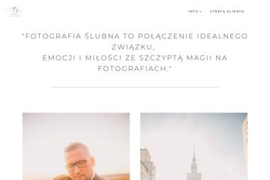 Fotografia Marcin Stańczak. Fotografia ślubna - Fotograf Żuromin