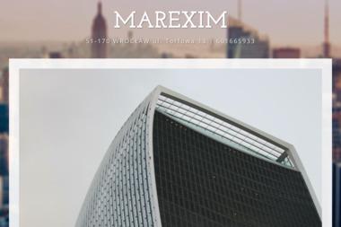 PPH Marexim Sp. z o.o. - Masaż Wrocław