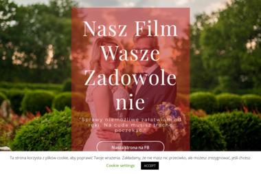 Marks Film Foto Video Marek Meckier. Reprodukcja z egzemplarza wzorcowego - Wideofilmowanie Chełm