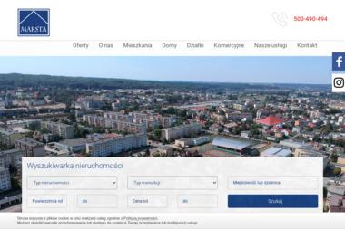 Marsta Biuro Obsługi Nieruchomości Marek Stanzecki - Agencja nieruchomości Wejherowo