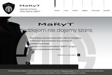 Agencja Ochrony Osób i Mienia Grupa Maryt M Trenda Spółka Jawna - Pomoc Prawna Chrzanów