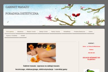 Gabinet Masażu i Odnowy Biologicznej Afrodyta - poradnia dietetyczna - Trener personalny Wielichowo