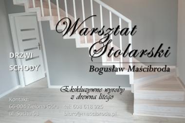 Warsztat Stolarski Eksport Import Bogusław Maścibroda - Schody Metalowe Wewnętrzne Sucha