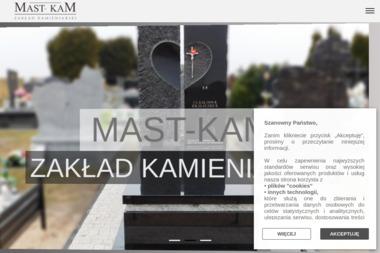 Mast-Kam Zakład Kamieniarski - Kamieniarstwo Siedlce