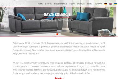 Matex Sp. z o.o. - Nowoczesne Kuchnie Starczanowo