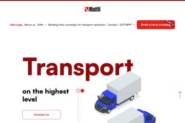 Matfil Sp. z o.o. Spółka Komandytowa - Firma transportowa Zgorzelec