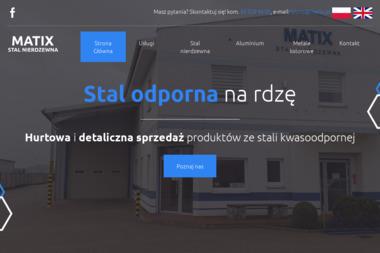 Matix Sp. J. - Materiały Budowlane Święciechowa