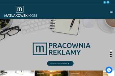 Matlakowski Com Rafał Matlakowski - Marketing Warka