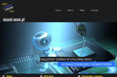 Maxel - Naprawy Tv Stalowa Wola