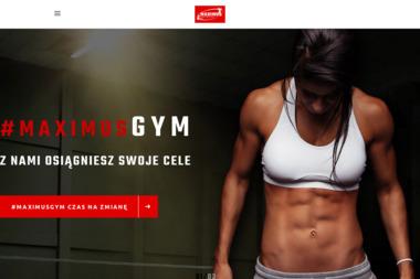 Maximus Klub Fitness Siłownia. Siłownia, fitness - Kluby sportowe, treningi Bydgoszcz