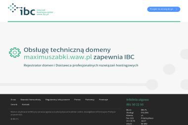 Maximus Stańczyk Jarosław - Trener Personalny Ząbki