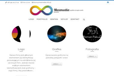 Maxmedia - Grafik Rzeszów