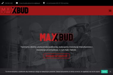 MaxxBud s.c Sz. Wieczorek A.Bigoszewska. Hurtownia materiałów budowlanych, drzwi - Materiały Budowlane Włocławek