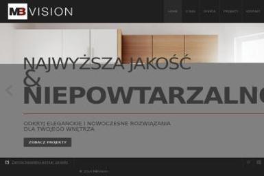 MBVision - Kuchnie Na Wymiar Niemce