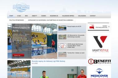 Miejskie Centrum Sportu i Rekracji - Trener Personalny Skarżysko-Kamienna