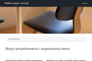Jawor s.c. Produkcja Mebli. Meble na zamówienie, meble - Kuchnie Pod Zabudowę Izbica Kujawska