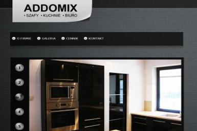 Addomix - Meble Kuchenne Na Wymiar Biłgoraj