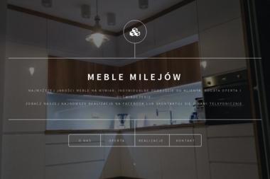 Meble Andrzej Barbachowski - Meble na wymiar Milejów