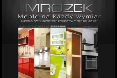 Wojtex Wojciech Mrożek, meble - Stolarz Częstochowa