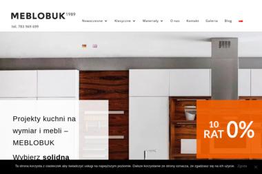 Meblobuk (Galeria Indomo) - Meble na wymiar Lubin