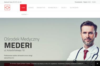 Ośrodek Medyczny MEDERI - Psycholog Malbork