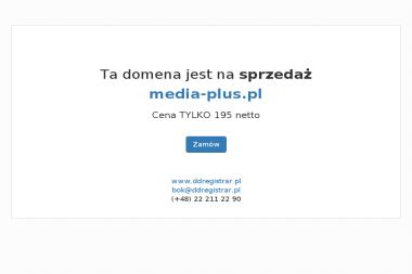 Media Plus Jarosław Zaremba - Agencja Marketingowa Łosie