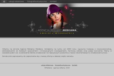 Agencja Reklamy Mediana Maria Regina Gonczaronek - Agencja Reklamowa Gajewo