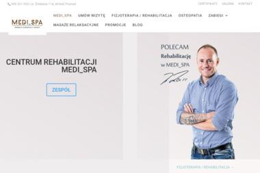 MEDI SPA - Osteopata Poznań
