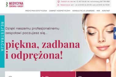 Medycyna Zdrowia i Urody - Zabiegi na ciało Kraków