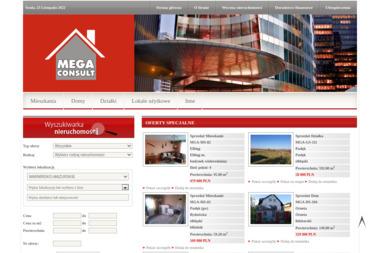 Mega-Consult. Nieruchomości, obrót nieruchomościami - Firma audytorska Elbląg