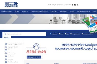 Mega Mag Piotr Dźwigała - Serwis RTV Krosno